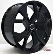 22and039and039 Wheels For Audi E-tron Sportback Premium Quattro 2020 And Up 5x112 +31mm
