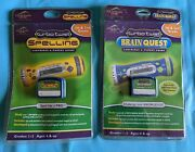 Quantum Leap Turbo Twist 1st And 2nd Grade Brain Quest And Spelling Cartridges