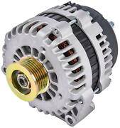Jegs 10164 1-wire Gm Alternator 145 Amps Serpentine Pulley [natural Finish]