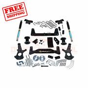 Superlift 6.5 Lift Kit With Bilstein Rear Shocks For 14-16 Chevy/gmc 1500 4wd
