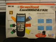 Innova 3140b Scan Tool Can ,obd I, Obd Ii, Like New Condition, Cd, Usb Cable