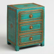 Wooden Cabinet Storage Chest Of Drawer,indian Bedside Table Nightstand Desk