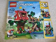 Lego Creator Set 31053 Treehouse Adventures Brand New And Factory Sealed. City