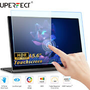15.6 Fhd Touch Screen Portable Monitor Lcd 1080p Display For Raspberry Pi 3b 4