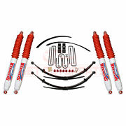 Skyjacker 6 In. Suspension Lift Kit With Hydro Shocks For Dodge W250 1992-1993