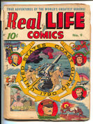 Real Life 9 1943-nedor--us Coast Guard Issue-general Pershing-wwi-wwii-duke ...