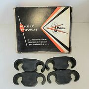 Jamco Coil Spring Stabilizers Ms750 New Old Stock.