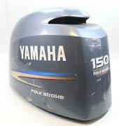 63p-42610-30-00 Yamaha 2006 And Up Cowling Cover Top Cowl Hood 150 Hp 4 Stroke