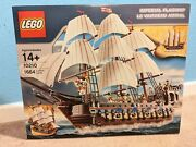 Lego 10210 Pirates Imperial Flagship 2010 Factory Sealed
