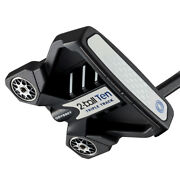 New Odyssey Ten 2-ball Triple Track S Putter Choose Length Dexterity And Grip