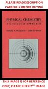 Physical Chemistry By Mcquarrie 1st International Softcover Edition Same Book