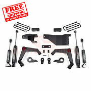 Zone 3 F And R Adventure Series Uca Lift Kit Fits Chevy Avalanche 2500 4wd 01-06