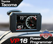 Volo Chip Vp16 Power Programmer Performance Tuner For Toyota Tacoma