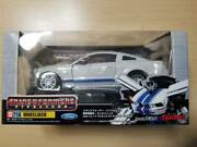 Trans Formers Binaltech 14 Foil Jack Feat.ford Mustang Wheeljack Ford Gt
