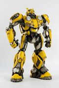 Three In Toys Transformers Bumblebee Premium Scale Collectible Figure Series
