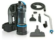 New 1hr Prolux 2.0 Cordless Bagless Backpack Vacuum With Lithium Ion Battery