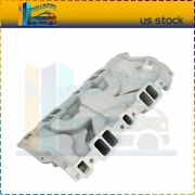 Engine Air Intake Manifold Fits 1955-1986 Small Block Chevy 262-400