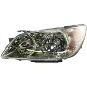 Hid Headlight Lamp Left Hand Side Hid/xenon Driver Lh 8115053040 For Lexus Is300