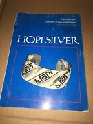 Hopi Silver Book 1972 Margaret Wright Native American Indian Jewelry