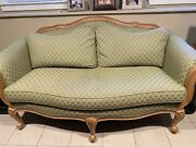 Ethan Allen Sofa And Chair