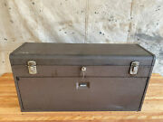 Kennedy Model 526 Machinist Toolbox 8 Drawer Tool Box Chest New Lock And Keys