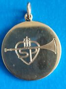 Rare 18k Pendant Beatles Sgt Peppers Lonely Hearts Club Band 1977-78