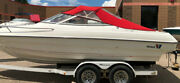 Bimini And Complete Camper Top For Wellcraft Eclipse 210