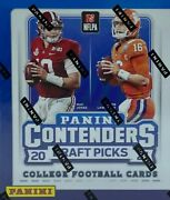 2021 Panini Contenders Draft Picks Football Complete Your Set Base And Red Nfl