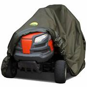 Riding Lawn Mower Cover 100 Waterproof Heavy Duty 600d Storage For Ride On Law