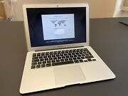 Apple Macbook Air 13 Zoll Anfang 2015 A1466 128 Gb - 16 Ghz Dual-core I5