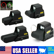Red Green Dot Holographic Sight Scope 551/552/553/558 Replica Airsoft 20mm Rails