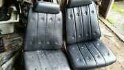 1968 Chevelle Gto Cadillac Factory Bucket Seats Power Track Passenger Recliner