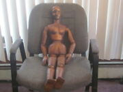 Exceptional Artist Model Wooden Mannequin Large Museum Quality