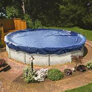 18and039 21and039 24and039 Foot Round Pool Cover For Above Ground Pools. The Strongest Winter