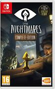 Little Nightmares Complete Edition Nintendo Switch Brand New Factory Sealed