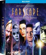 New Farscape The Complete Series Blu-ray