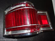 1974 Buick Estate Wagon Tail Light Lens And Housing Left Guide 4bs - - B269