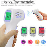 Non-contact Forehead Ir Infrared Digital Thermometer Adult/baby Temperature Gun