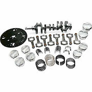 Scat 1-95105be Ford 460 Series 9000 Cast Street/strip Rotating Assembly 545ci
