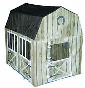 Pacific Play Tents 60805 Happy Horse Haven Play House Play Tent - 48 X 38 X...