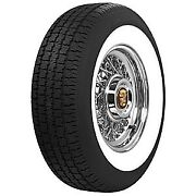 Coker Tire 530310 American Classic Collector Wide Whitewall Radial Tire