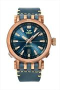 Vostok Europe Energia Bronze Case Limited 3000 Automatic Watch Russian Watch