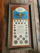 U.s. Coins Of The 20th Century Coin Set Every Type Coin Silver 1900-1971 As Is