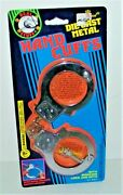 Vintage 1994 Imperial Rack Dime Store Toys Heavy Duty Handcuffs W/key New Sealed
