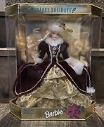 1996 Happy Holidays Barbie Special Edition Mattel 15646