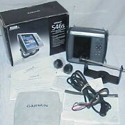 Garmim Gpsmap 546s Chart-plotter Fish Finder Marine Gps W/ Cable In The Box