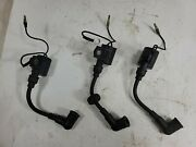 Yamaha 40hp 2 Stroke Outboard Ignition Coil Set 6h5-85570-00 Oem F6t530