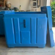 Thermosafe Slightly Used Insulated Industrial Shipping Container - Model Hr30p