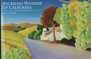 Backroad Wineries Of California-discovery Tour Country-bios-photos-maps-gleeson