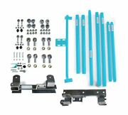 Steinjager Long Arm Suspension Upgrade Kit-playboy Blue, For Jeep Tj J0046058
